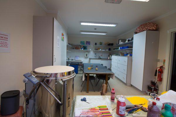 Pottery and Art Studio - Brains Matter